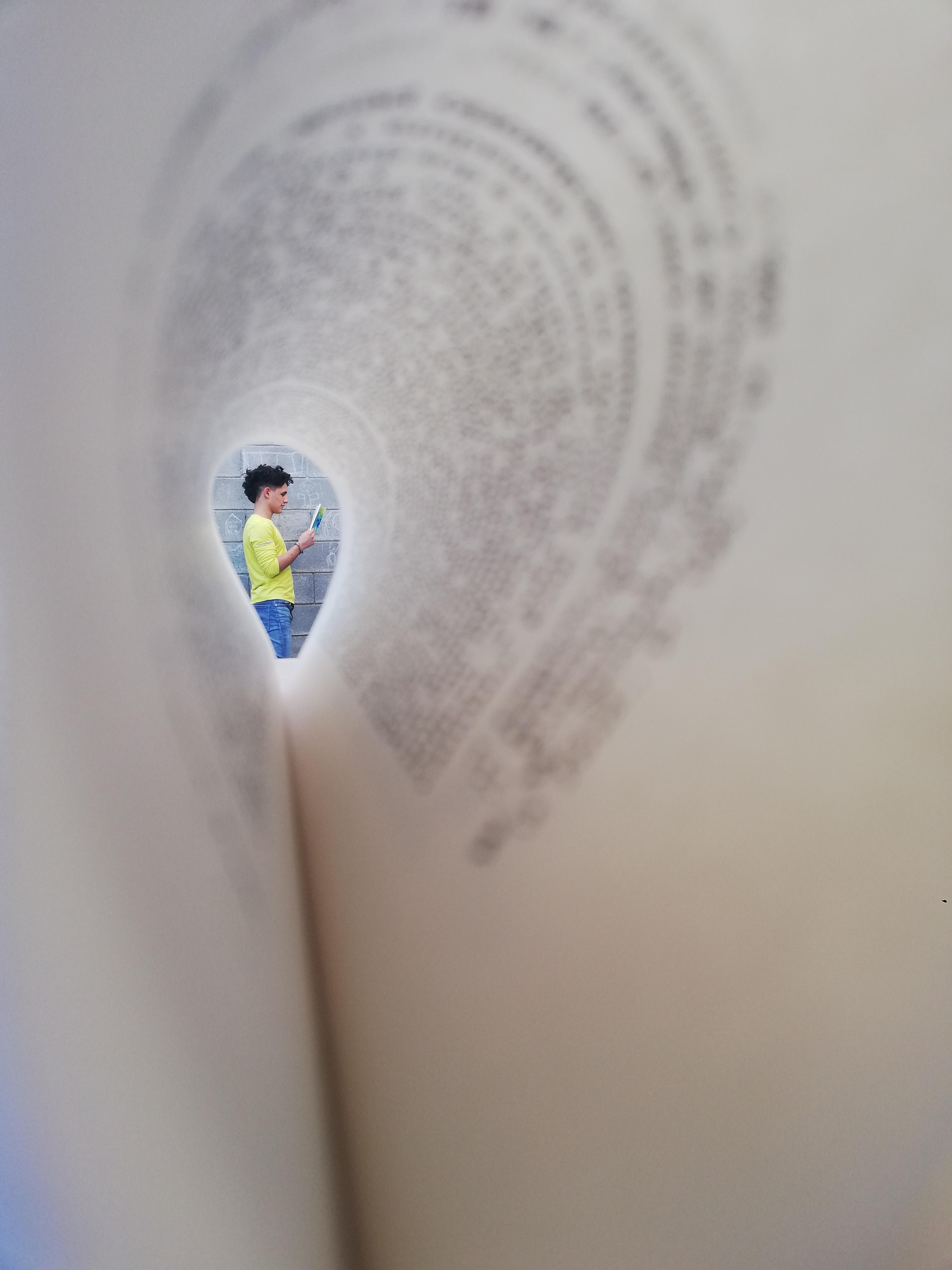 Túnel De Letras